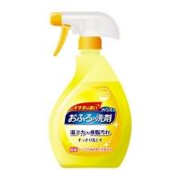 Купить Funs Спрей-пенка чистящая для ванной комнаты с ароматом апельсина и мяты 380 мл