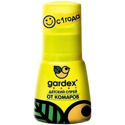 Фото Gardex Baby - Детский спрей от комаров, 50 мл