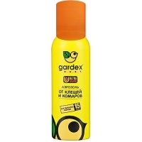 Gardex Baby - Аэрозоль от клещей и комаров на одежду 100 мл.