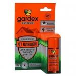 Фото Gardex Extreme - Концентрат для защиты дачного участка от клещей, 50 мл