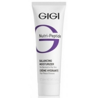 GIGI Nutri-Peptide Balancing Moist - Крем увлажняющий балансирующий для жирной кожи, 50 мл