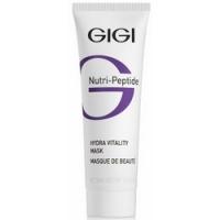 GIGI Nutri-Peptide Hydra Vitality Beauty Mask - Маска увлажняющая для жирной кожи, 200 мл