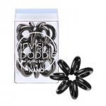 Invisibobble Nano True Black - Резинка-браслет для волос, цвет черный