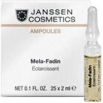Фото Janssen Cosmetics Мela-Fadin - Концентрат мелафадин для пигментированной кожи в ампуле, 2 мл