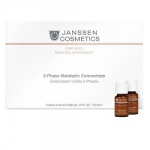 Фото Janssen Cosmetics Janssen Fair Skin 2-Phase Melafadin Concentrate - Комплекс двухфазный осветляющий, 7,5 мл