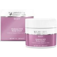 Купить Janssen Cosmetics Vitaforce ACE Body Cream - Крем насыщенный для тела с витаминами A, C и E, 200 мл
