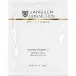 Фото Janssen Cosmetics Acerola Vitamin C Mask - Маска розовая моделирующая, с ацеролой и витамином С, 30 г