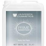 Фото Janssen Body Gel Pack - Омолаживающее гелевое обертывание с экстрактом клюквы, 3 л