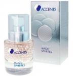 Фото Janssen Cosmetics Magic Spheres VitaGlow C - Сыворотка интенсивного питания и защиты в магических сферах, 30 мл
