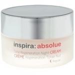Фото Janssen Cosmetics Inspira Absolue Total Regeneration Night Cream - Крем ночной регенерирующий с лифтинг эффектом, 50 мл