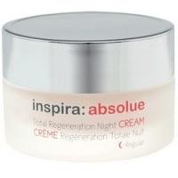 Janssen Cosmetics Inspira Absolue Total Regeneration Night Cream - Крем ночной регенерирующий с лифтинг эффектом, 50 мл  - Купить