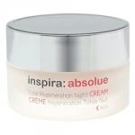 Фото Janssen Cosmetics Inspira Absolue Regeneration Night Cream - Крем-лифтинг ночной регенерирующий, обогащенный, 50 мл