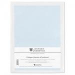 Фото Janssen Cosmetics Collagen Allantoin Panthenol - Коллаген с аллантоином и пантенолом, голубой лист