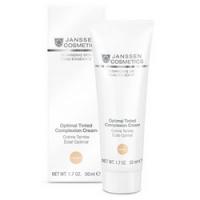 Купить Janssen Cosmetics Optimal Tinted Complexion Cream Medium - Крем дневной, Оптимал Комплекс, 50 мл