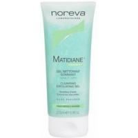 Noreva Matidiane Cleansing exfoliating gel - Гель очищающий отшелушивающий для лица и тела, 200 мл