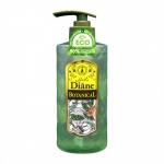 Фото Moist Diane Botanical Moist Shampoo - Шампунь бессиликоновый бессульфатный Увлажнение, 480 мл