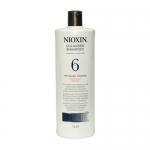 Фото Nioxin Cleanser System 6 - Очищающий шампунь (Система 6) 1000 мл