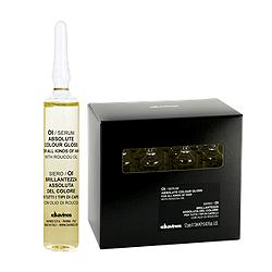 Фото Davines Essential Haircare OI/Serum Absolute beautifying potion - Сыворотка для абсолютного блеска окрашенных волос 12х13 мл