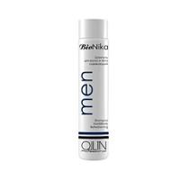 Купить Ollin BioNika Men Shampoo Hair&Body Refreshening - Шампунь для волос и тела освежающий 250 мл, Ollin Professional