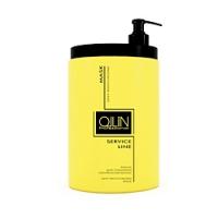 Купить Ollin Service Line Deep Moisturizing Mask - Маска для глубокого увлажнения волос 500 мл, Ollin Professional