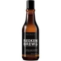 Купить Redken Brews Extra Clean Shampoo - Шампунь для интенсивного очищения, 300 мл
