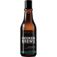 Купить Redken Brews Mint Shampoo - Тонизирующий шампунь, 300 мл