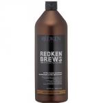 Фото Redken Brews Extra Clean Shampoo - Шампунь для интенсивного очищения, 1000 мл