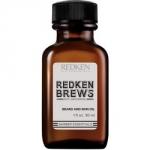Фото Redken Brews Beard and Skin Oil - Масло для бороды и кожи лица, 30 мл
