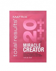 Фото Matrix Total Results Miracle Creator Mask - Маска для волос Миракл Криэйтор, 30 мл