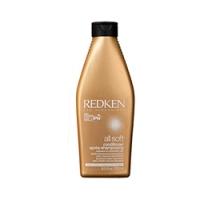 Redken All Soft Shampoo - Смягчающий шампунь, 300 мл