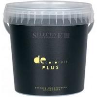 Selective Decolor Vit Plus - Универсальное обесцвечивающее средство используется в технике окрашивания, Шатуш, 1000 мл