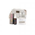 Фото Skin Doctors Cosmeceuticals Peptide Bee Synchro - lift Serum Lanopearl + Antarctilyne Plump 3 - Набор в косметичке Упругая кожа, 1 шт