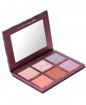 Фото Sigma Beauty Chroma Glow Shimmer & Hughlight Palette - Палетка хайлайтеров