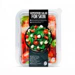 Фото Superfood Salad Facial Sheet Mask 7 Set When Your Skin Looks Dull and Lackluste - Набор тканевых масок «Для тусклой и безжизненной кожи», 7 шт.