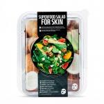 Фото Superfood Salad Facial Sheet Mask 7 Set When Your Skin Has Lost Its Glow - Набор тканевых масок «Для кожи, потерявшей здоровое сияние», 7 шт.