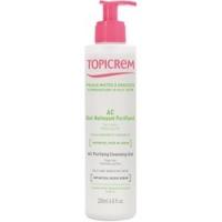 Topicrem - АК Гель очищающий оздоравливающий, 200 мл