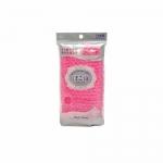 Фото Ohe - Мочалка средней жесткости, розовая, 1 шт