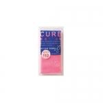 Фото Ohe - Мочалка для тела средней жесткости, розовая, 1 шт