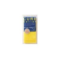 Ohe - Мочалка для тела средней жесткости, желтая, 1 шт фото