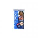 Фото Ohe - Мочалка для тела сверхжесткая, синяя, 1 шт