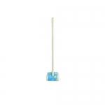 Фото Ohe - Губка для ванной прямоугольная, ручка 60 см, 1 шт