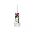 Фото Ohe - Губка для ванной меламиновая, ручка 40см, 1 шт