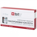Фото Tete Cosmeceutical - Гиалуроновая кислота + Комплекс пептидов, 30 мл