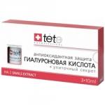Фото Tete Cosmeceutical - Гиалуроновая кислота + Улиточный секрет, 30 мл