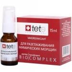 Фото Tete Cosmeceutical - Биокомплекс для разглаживания мимических морщин, 15 мл