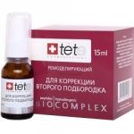 Фото Tete Cosmeceutical - Биокомплекс для коррекции второго подбородка, 15 мл