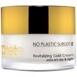 Фото Tete Cosmeceutical Revitalizing Gold Cream - Крем омолаживающий с коллоидным золотом и гиалуроновой кислотой, 50 мл