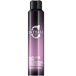 Фото TIGI Catwalk Sleek Mystique Haute Iron Spray - Термозащитный выпрямляющий спрей 200 мл