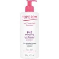 Topicrem - Мягкий шампунь pH 5, 500 мл
