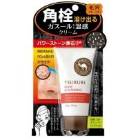 Tsururi - Термо-гель против черных точек разогревающий c марокканской вулканической глиной 55 г фото